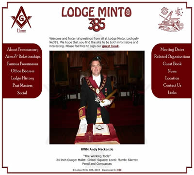 Lodge Minto 365 Lochgelly